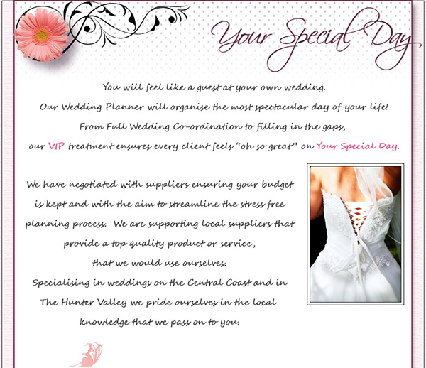 your special day wedding_planner