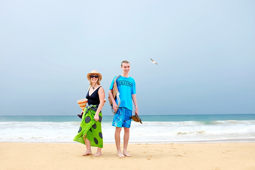 Family Photography Terrigal Beach_1