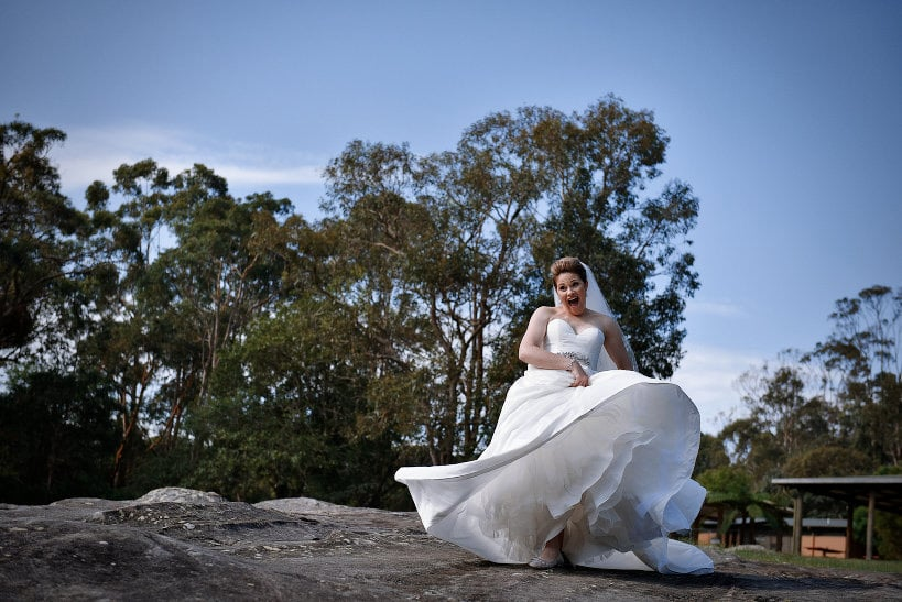Kincumber Mountain Wedding Ceremony_2