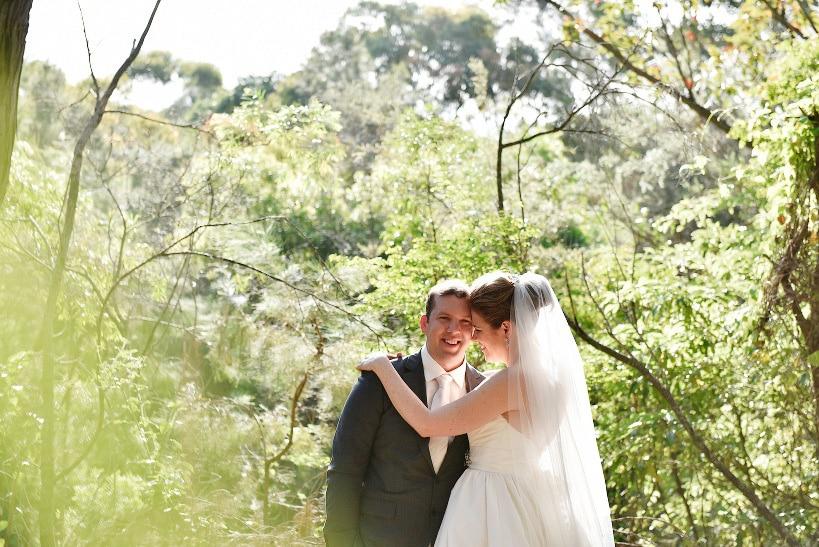 Kincumber Mountain Wedding Ceremony_4