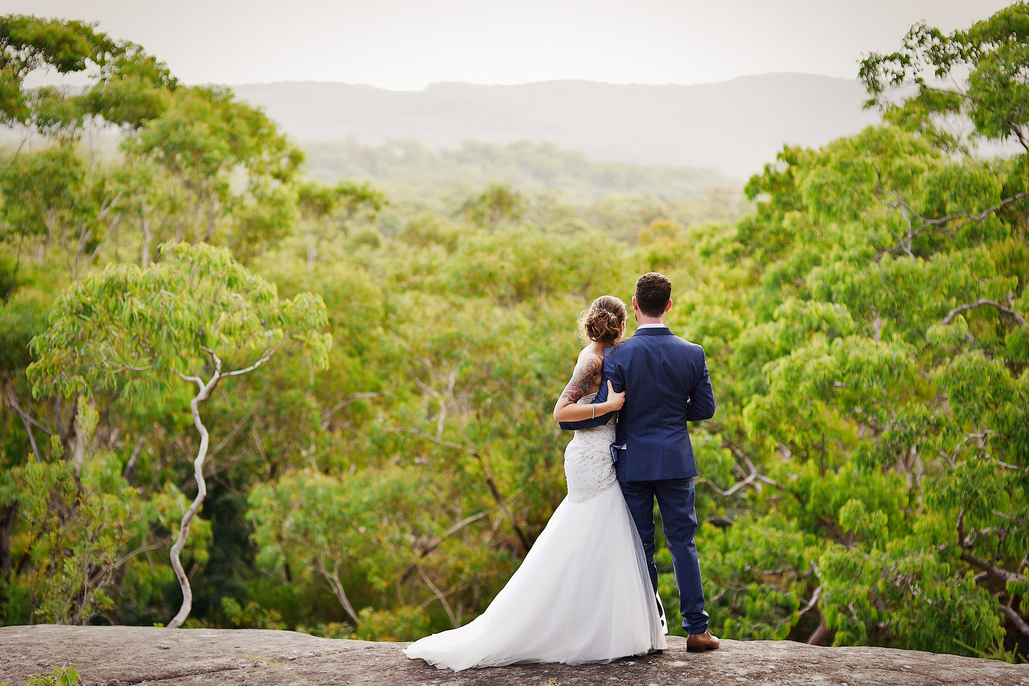 A collection of photos from a Somersby Gardens Estate wedding on the Central Coast