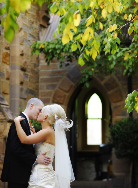 """Hot, wet or humid weather can see your hair do some """"funky"""" things - make sure you have a wedding specialist when planning the style for your day."""