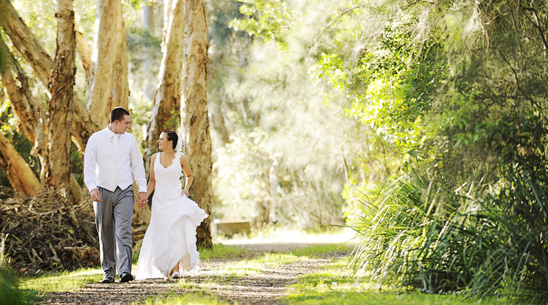 North Avoca wedding photography