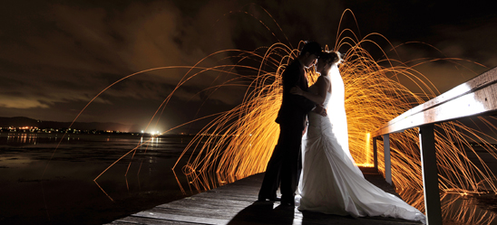Central Coast Wedding Light Painting_006