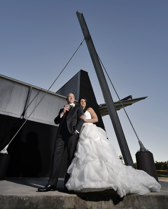 Tempus Two Winery  Hunter Valley Wedding