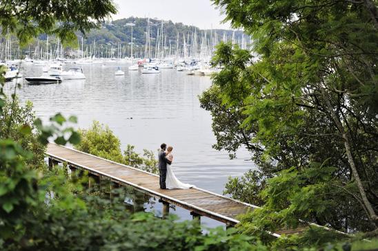 Newport Mirage Wedding Photos