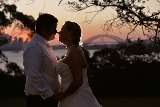 Sydney Harbour Wedding for Central Coast Couple  - Athol hall