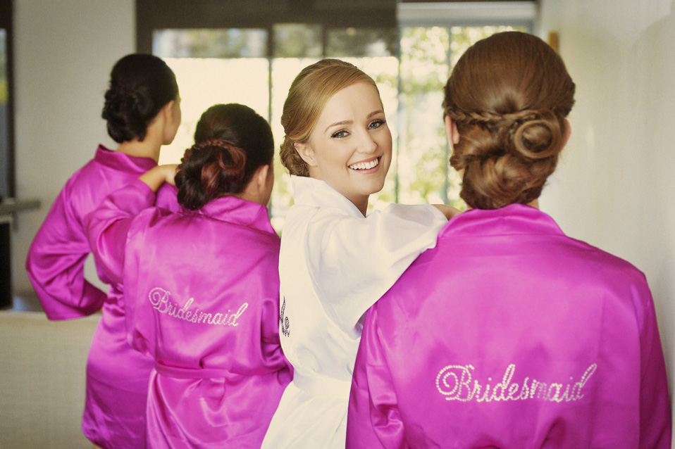 Magenta Shores Wedding