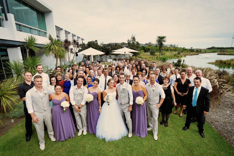 Magenta Shores Wedding Cremony
