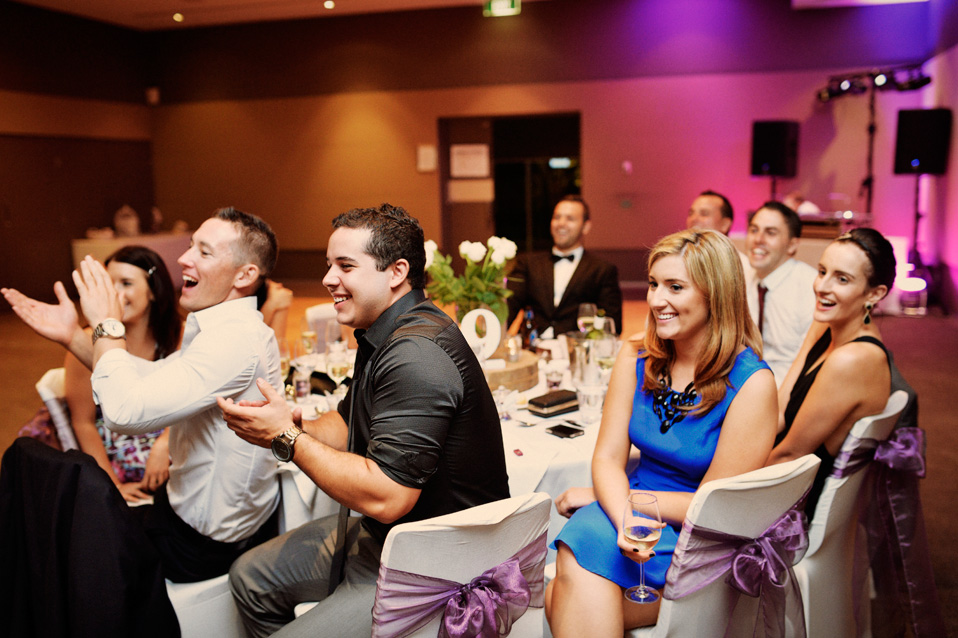 Magenta Shores Wedding Reception
