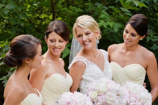 Bells at Killcare garden wedding photos