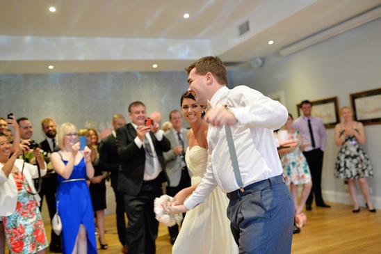 Bells at Killcare wedding reception